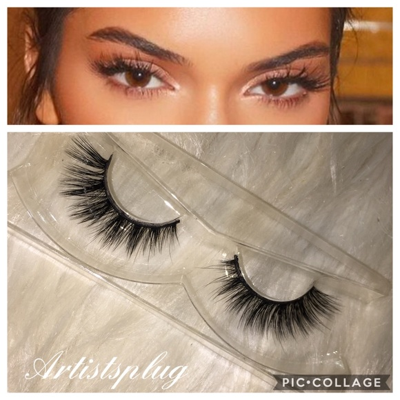 cbdb029ad0b Makeup | Siberian Mink Semi Dramatic False Wispy Lashes | Poshmark
